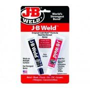 Cola Epóxi Ultraforte J-B Weld (2x 28,4g) - JB Weld 8265S