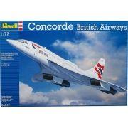 Concorde British Airways - 1/72 - Revell 04997