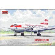Convair CV-340 Hawaiian Airlines - 1/144 - Roden 334