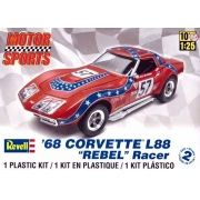"Corvette L88 ""Rebel"" Racer 1968 - 1/25 - Revell 85-4915"