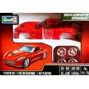 Corvette Stingray 2014 - 1/25 - Revell 85-4350