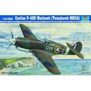 Curtiss P-40B Warhawk - 1/32 - Trumpeter 02228