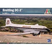 DC-3 Breitling - 1/72 - Italeri 1393