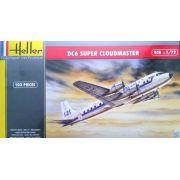 DC-6 Super Cloudmaster - 1/72 - Heller 80315