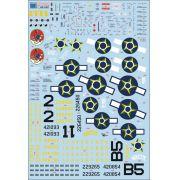Decalque P-47D FAB 1/48 - FCM 48020