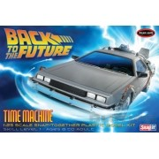 DeLorean De Volta para o Futuro - 1/25 - Polar Lights POL911