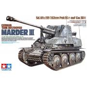 Destruidor de Tanques Alemão Marder III - 1/35 - Tamiya 35248
