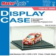 Display Case 11,7 x 11,7 x 5,2 cm - Master Tools 09806
