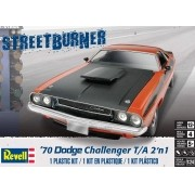 Dodge Challenger T/A 1970 - 1/24 - Revell 85-2596