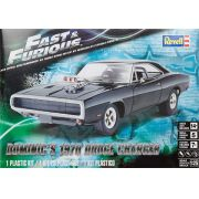 Dominic's Dodge Charger 1970 - 1/25 - Revell 85-4319