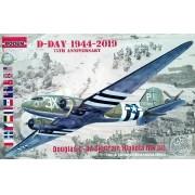 Douglas C-47 Skytrain D-Day - 1/144 - Roden 300
