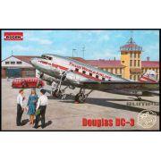 Douglas DC-3 - 1/144 - Roden 309