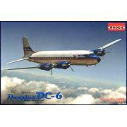 Douglas DC-6 Delta Airlines - 1/144 - Roden 304
