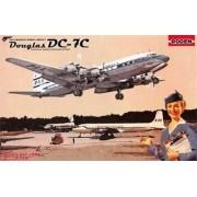 Douglas DC-7C Pan American Airways - 1/144 - Roden 301