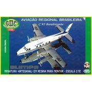 Embraer Bandeirante VASP - 1/72 - GIIC
