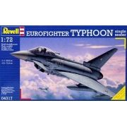 Eurofighter Typhoon Single Seater - 1/72 - Revell 04317