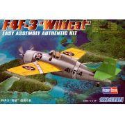 """F4F-3 """"Wildcat"""" - 1/72 - HobbyBoss 80219"""