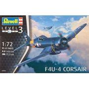 F4U-4 Corsair - 1/72 - Revell 03955