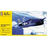 F6F-5 Hellcat - 1/72 - Heller 80272