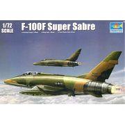 F-100F Super Sabre - 1/72 - Trumpeter 01650