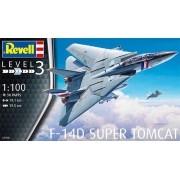 F-14D Super Tomcat - 1/100 - Revell 03950