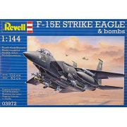 F-15E Strike Eagle & bombs - 1/144 - Revell 03972
