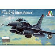 F-16C/D Night Falcon - 1/72 - Italeri 188