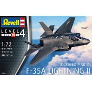 F-35A Lightning II - 1/72 - Revell 03868