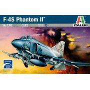F-4S Phantom II - 1/72 - Italeri 170