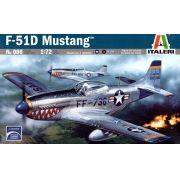 F-51D Mustang - 1/72 - Italeri 086