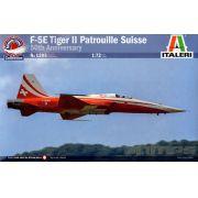 F-5E Tiger II Patrouille Suisse - 1/72 - Italeri 1395