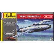 F-84G Thunderjet - 1/72 - Heller 80278