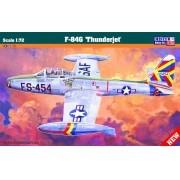 F-84G Thunderjet - 1/72 - Mistercraft C-90