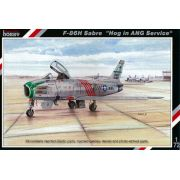 "F-86H Sabre ""Hog in ANG Service"" - 1/72 - Special Hobby 72167"