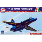 F/A-18 Hornet Blue Angels - 1/72 - Italeri 1324