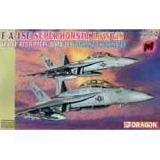 F/A-18F Super Hornet VFA-11 e VFA-211 - 1/144 - Dragon 4610