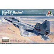 F/A-22 Raptor - 1/48 - Italeri 850