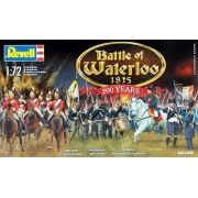 Figuras da Batalha de Waterloo - 1/72 - Revell 02450