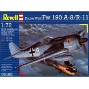 Focke Wulf Fw 190 A-8/R11 - 1/72 - Revell 04165