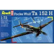 Focke Wulf Ta 152 H - 1/72 - Revell 03981