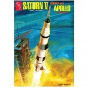 Foguete Saturno V - 1/200 - AMT 1174