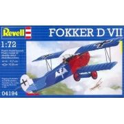 Fokker D VII - 1/72 - Revell 04194