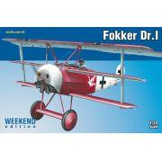 Fokker Dr.I - 1/72 - Eduard 7438