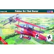 Fokker Dr.I 'Red Baron' - 1/48 - Mistercraft D-230