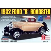 Ford B Roadster 1932 - 1/32 - Lindberg 72150