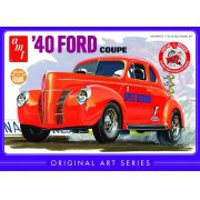 Ford Coupe 1940 Original Arts Series - 1/25 - AMT 850