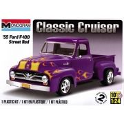 Ford F-100 Street Rod 1955 - 1/24 - Monogram 85-0880
