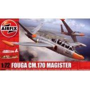 Fouga CM.170 Magister - 1/72 - Airfix A03050