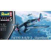 Fw190 A-8/R-2 'Sturmbock' - 1/32 - Revell 03874