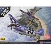 Fw190A-8 e P-47D - 1-72 - Academy 12513